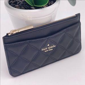Kate Spade Large Slim Card Holder Wallet Natalia